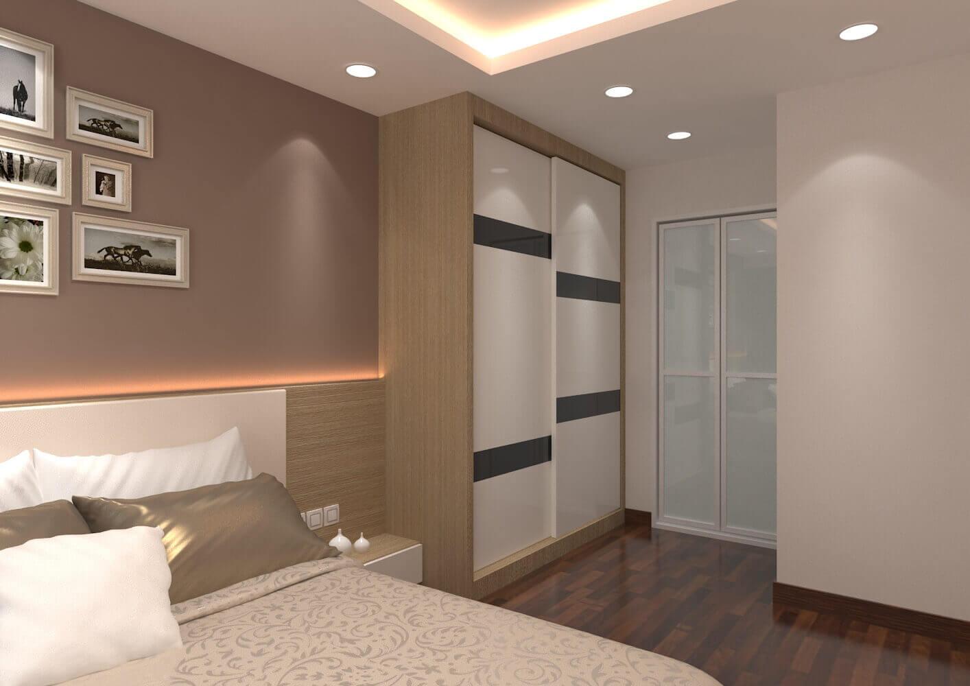 Main bedroom laurus design pte ltd for Main bedroom ideas